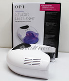 OPI GelColor STUDIO LED LIGHT Lamp Gel Dryer 110V- 240V BUILT IN FAN GL901 Free UK AU EU NZ Plug * SHIP WITHIN 24H
