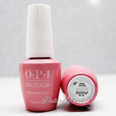 OPI GelColor TAGUS IN THAT SELFIE!  GC L18 15ml 0.5oz LISBON Spring Summer 2018 Collection UV LED Gel Nail Polish #GCL18