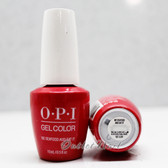 OPI GelColor WE SEAFOOD AND EAT IT GC L20 15ml 0.5oz LISBON Spring Summer 2018 Collection UV LED Gel Nail Polish #GCL20
