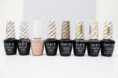 OPI Soak-Off GelColor SOFTSHADES COLLECTION Kit Soft Shades Gel Polish Color Summer 2015 0.5oz 15ml