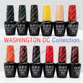 OPI Soak-Off GelColor WASHINGTON DC COLLECTION Kit Gel Polish Color Spring Summer 2017 0.5oz 15ml