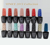 OPI Soak-Off GelColor VENICE COLLECTION Kit Gel Polish Color Fall Winter 2015 0.5oz 15ml