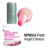LeChat Perfect Match MOOD MPMG04 ANGEL'S BREEZE Color Changing UV LED Gel Polish