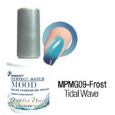 LeChat Perfect Match MOOD MPMG09 TIDAL WAVE Color Changing UV LED Gel Polish