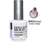LeChat Perfect Match MOOD MPMG40 DREAM CHASER Color Changing UV LED Gel Polish