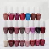 OPI Soak-Off GelColor MAKE IT ICONIC Famous Shades Collection Kit Gel Polish Color 0.5oz 15ml