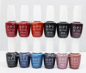 OPI Soak-Off GelColor SCOTLAND Collection Fall Holiday 2019 Kit Gel Polish Color 0.5oz 15ml
