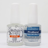 GELISH Harmony Prep Pack 2pcs: pH Bond Dehyrator + Pro Bond Acid Free Nail Primer 15mL 0.5 fl oz