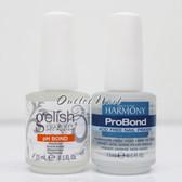 GELISH Harmony Prep Pack 2pcs: pH Bond Dehyrator + Pro Bond Acid Free Nail Primer 15mL 0.5 fl oz