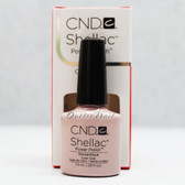 CND Shellac UV Gel Polish - ROMANTIQUE 40504 7.3ml 0.25oz Light Pink Basic Collection