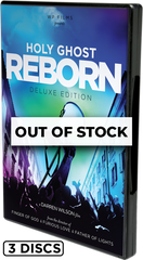 Holy Ghost Reborn Deluxe Edition DVD