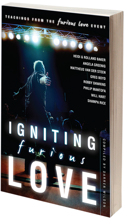 Igniting Furious Love Book