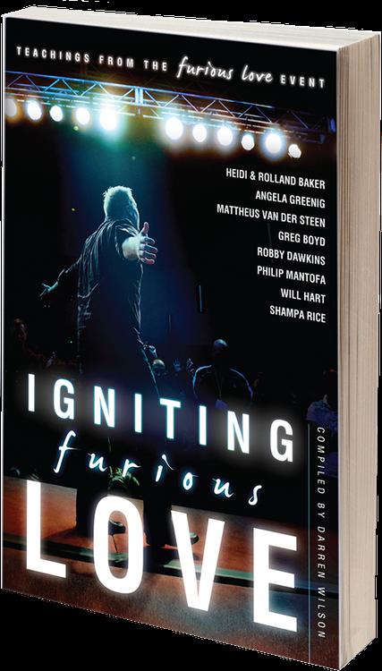 Igniting Furious Love Book