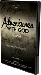 Adventures With God Season 1 DVD