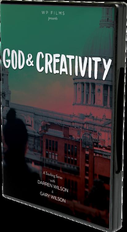 God & Creativity DVD