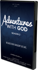 Adventures With God Season 2 DVD