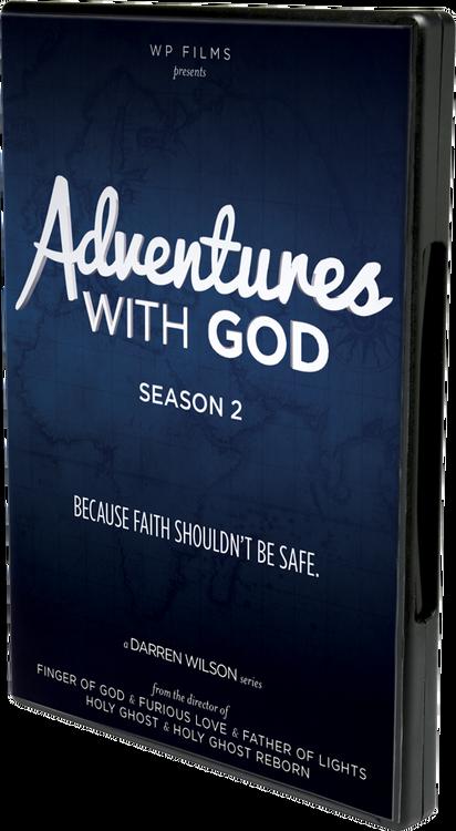 Adventures With God Season 2 DVD