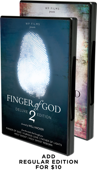 Finger of God 2 Buy To Bless Bundle
