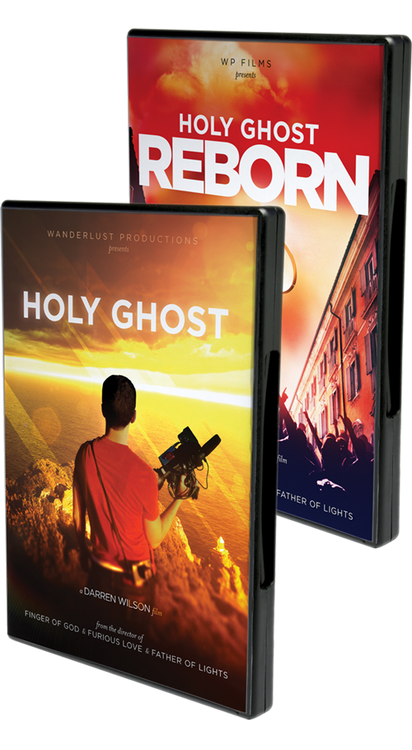 Holy Ghost DVD Bundle