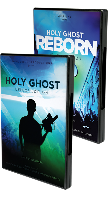 Holy Ghost Deluxe Edition DVD Bundle