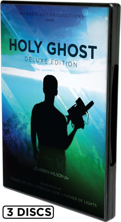 Holy Ghost Deluxe Edition DVD