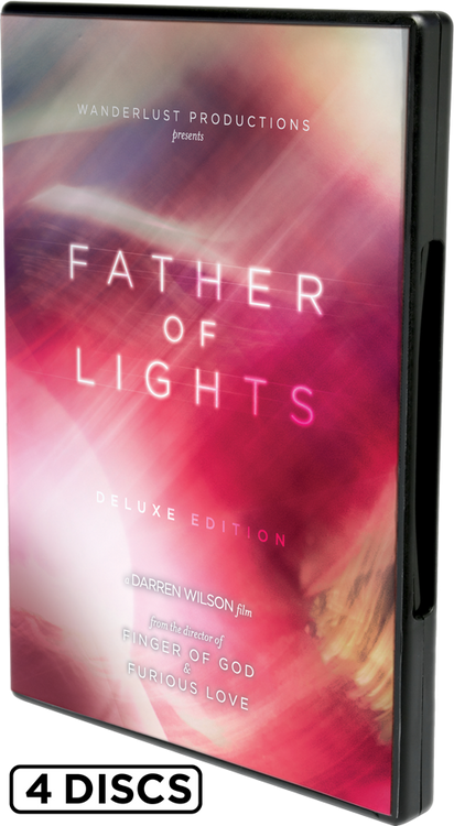 Father of Lights Deluxe Edition DVD