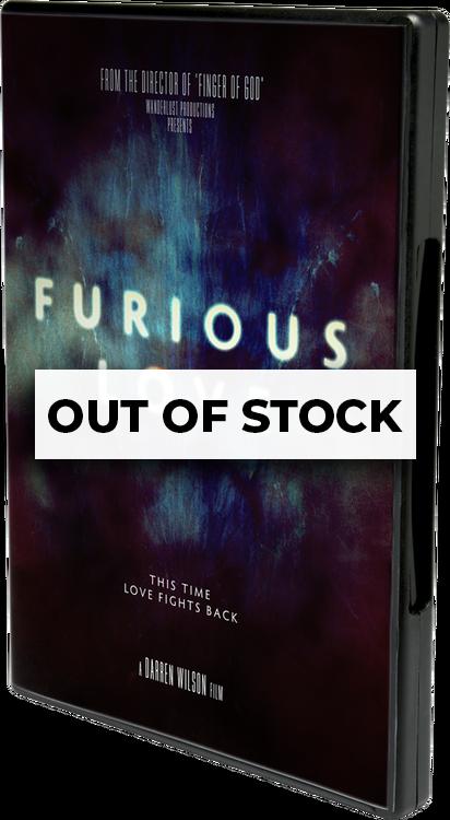 Furious Love DVD