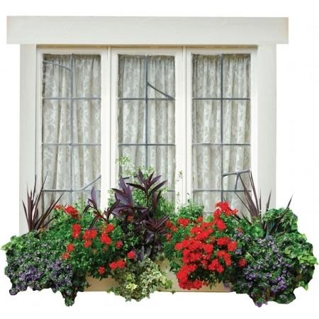 Window Frame Vinyl Design A Triple Window 1000 X