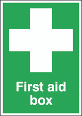First Aid Box (70mm x 50mm)