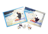 24-Piece Jigsaw - At The Beach