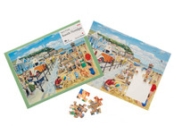 35-Piece Jigsaw - Seaside Nostalgia