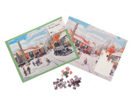 35-Piece Jigsaw - Winter Snow