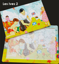 16 Piece Reminiscence Jigsaw - Les Ives 2