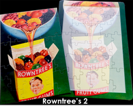 16 Piece Reminiscence Jigsaw - Rowntrees 2