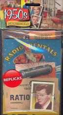 1950s Household Memorabilia Pack