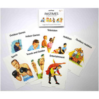 Pastimes Theme Memory Card Set