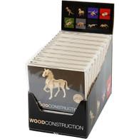 3D Wood Construction Kit