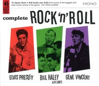 Complete Rock 'n' Roll CD Box Set