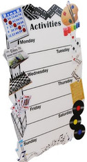 Weekly Activity Board