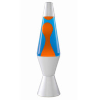 Blue/Orange Lava Lamp