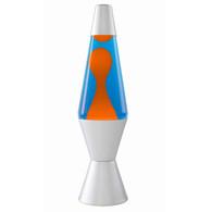 Blue/Orange Lava Lamp
