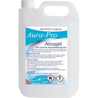 Aura-Pro 70% Alcogel Alcohol Gel 5lt (x1)