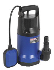 Sealey WPC235A Submersible Water Pump Automatic 208ltr/min 230V