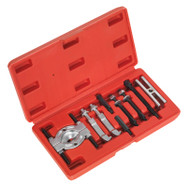 Sealey PS996 Mini Bearing Separator Set 9pc