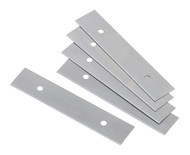 Sealey AK8651.V2/B Razor Scraper Blade for AK8651.V2 Pack of 5
