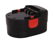 Sealey CPG12VBP Cordless Power Tool Battery 12V 1.7Ah Ni-Cd for CPG12V