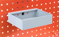 Sealey TTS40 Storage Tray for PerfoTool/Wall Panels 225 x 175 x 65mm