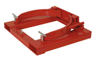 Sealey DG02 Forklift Drum Clamp Single 205ltr