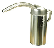 Sealey JM2F Measuring Jug Metal with Flexible Spout 2ltr