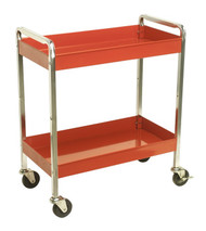 Sealey CX102 Trolley 2-Level Heavy-Duty